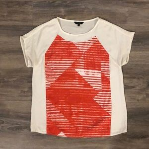 RW&Co Patterned Tee